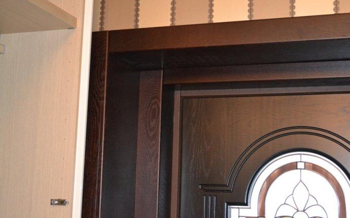 Чем отделать откосы входной двери? – Свой дом мечты