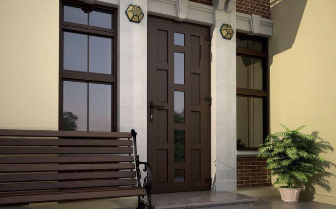 Дизайнерская входная дверь ds817.ru