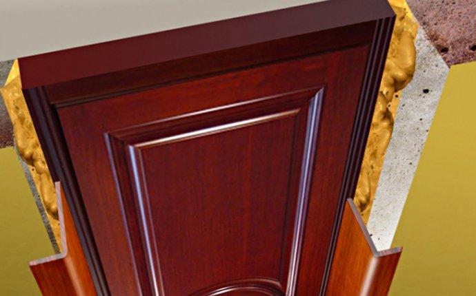 Дверные откосы из МДФ своими руками: отделка входной двери