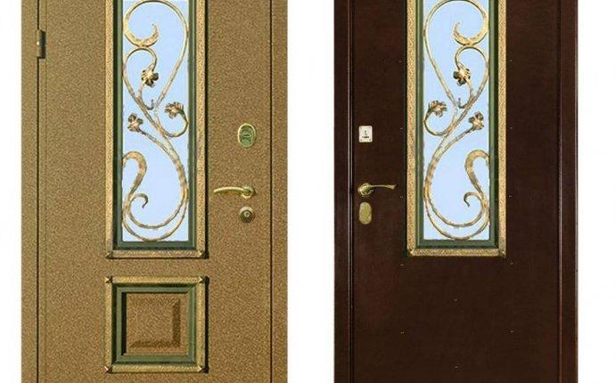 Элитные входные металлические двери москва
