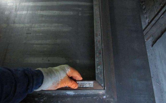 Как сделать железную входную дверь самому — P-teplo.ru