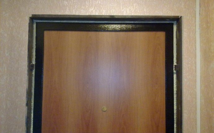 Как установить наличник и доборы на входную дверь? - фото- Форум