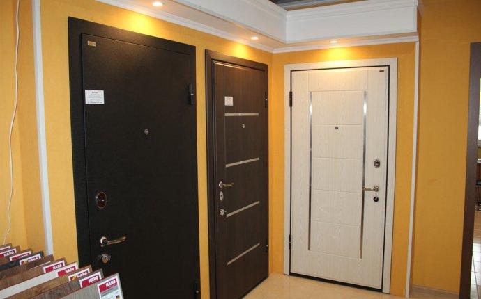 Сколько стоят входные двери с установкой