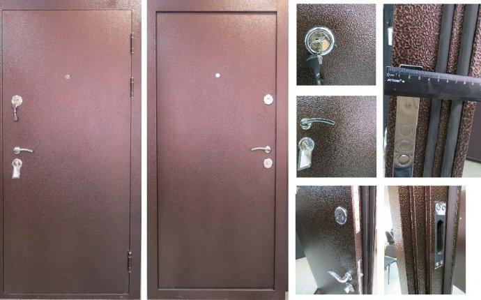 Стальная дверь 10см. ТЕПЛА | интернет-магазин АртДвери