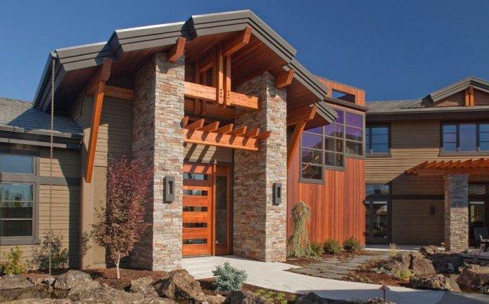 Входная деревянная дверь в дом: Виды и материалы. | Aesthetic