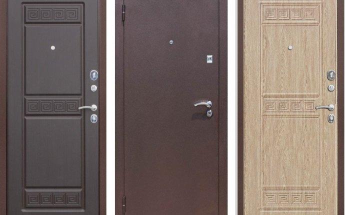 Входная Дверь СПАРТА (Венге, Белёный дуб, Тиковое Дерево) шт