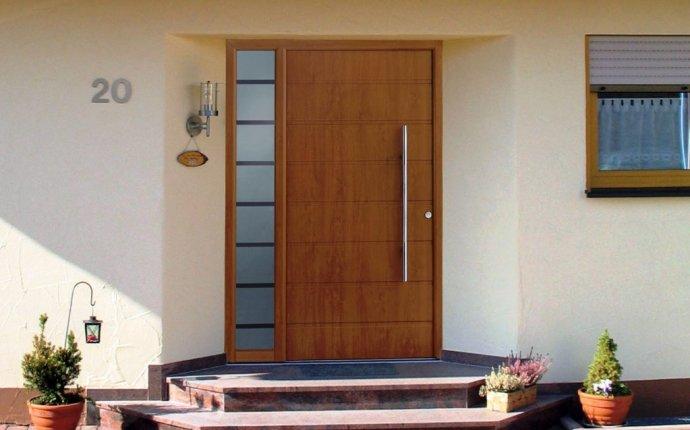 Железные входные двери: фото